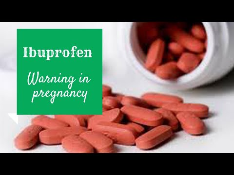 Warning:Is It Safe To Take Ibuprofen When Pregnant?