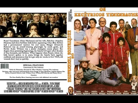 Trailer do filme Os Excêntricos Tenenbaums