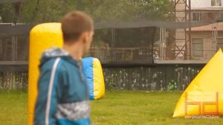 видео шары для пейнтбола
