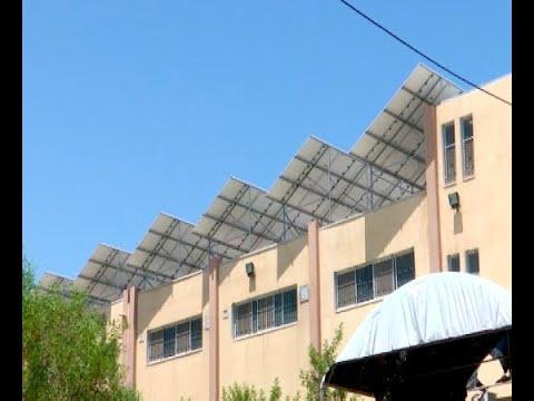 الطاقة الشمسية تنقذ مرضى غزة بسبب انقطاع الكهرباء  - 21:54-2019 / 10 / 20