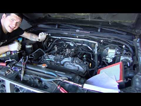 How to Replace Valve Cover Gaskets on a Nissan Xterra