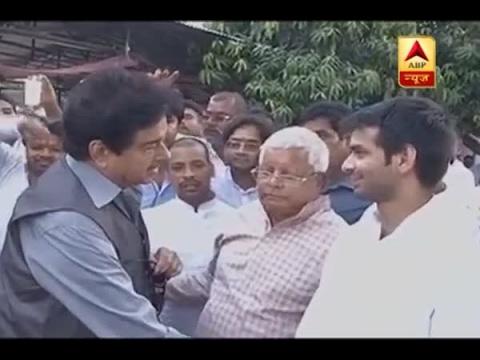 Shatrughan Sinha defends Lalu Yadav and Kejriwal; tweets 'enough of negative politics'