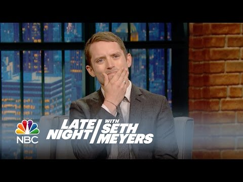 Would Elijah Wood? - Late Night with Seth Meyers