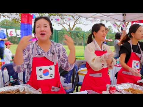 International Food Fair at Stonehill