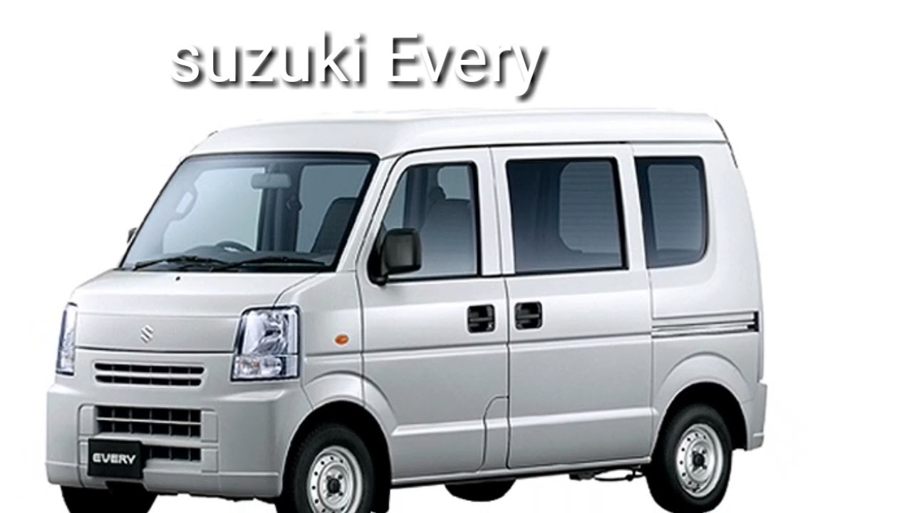 Suzuki Every Price In Stan Automobiles Of