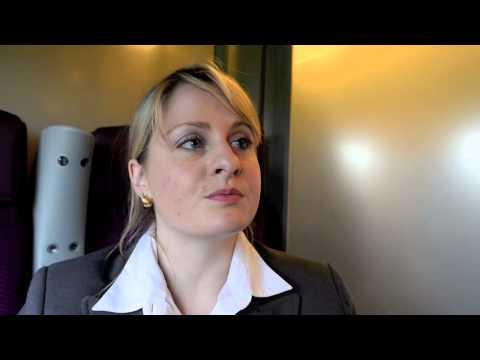 Contrôleur SNCF: découvrir un métier avec Jactiv.ouest-france.fr