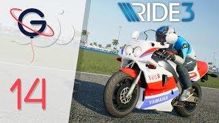 RIDE 3 FR #14 : Event spécial Yamaha (1/2)