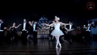 "Latin Motion Show Cup 2014 - ""Swan Lake"" (Latin Motion, Kharkov)"