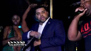 DJ Tremon 2017 Birthday Bash Grand Finale @ Kittens Gentleman's Club - Lil K Performance