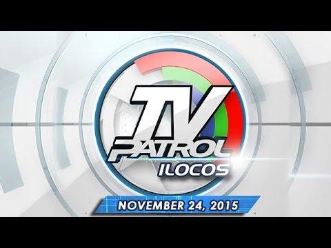 TV Patrol Ilocos - November 24, 2015