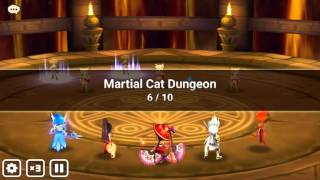 Summoners war : SD Martial cat wind