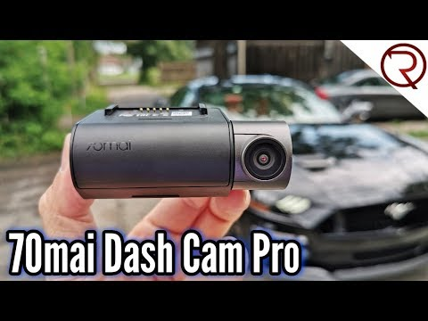 70mai Pro GPS Dash Camera Review - Best Budget Dash Cam