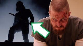 Arrow Season 7 Episode 1 FINAL Trailer Breakdown! - Team Arrow vs Longbow Hunters!