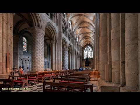 BBC Choral Evensong: Durham Cathedral 2002 (James Lancelot)