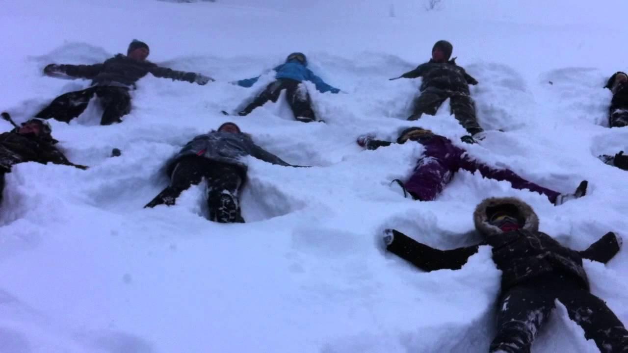 engler i sneen