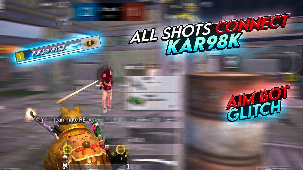 Kar98K Glitch | Kar98K H#ck | Pubg lite TDM Warehouse New Glitch 2021 | Physco Lite