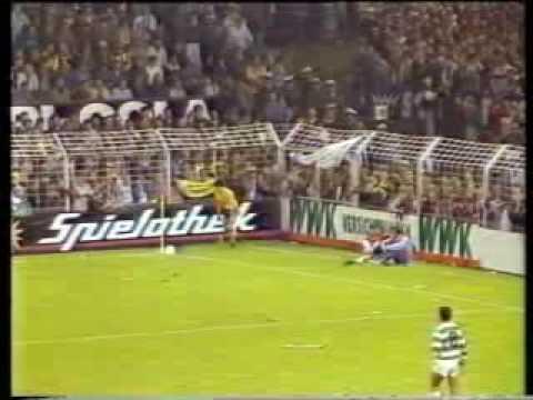 Borussia Dortmund - Celtic Glasgow 1/3UEFA CUP 87/88  BvB 09