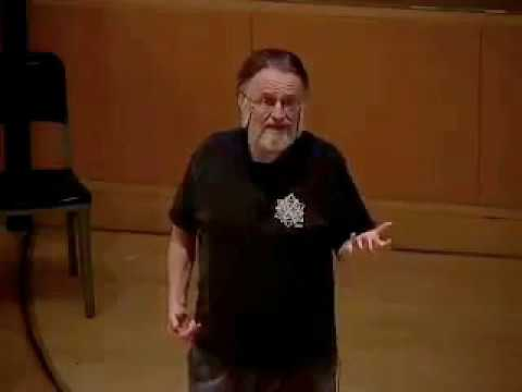 The Free Will Theorem (Lecture 1) - John Conway