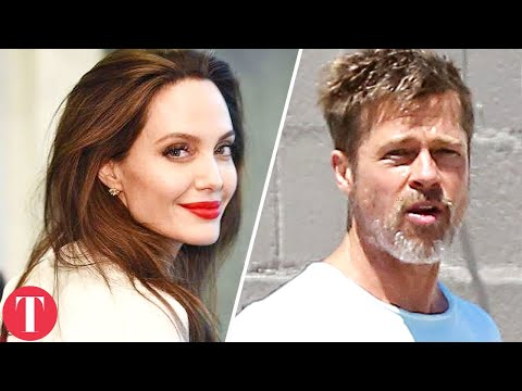 The UGLY Truth About Brad And Angelina's Split en streaming