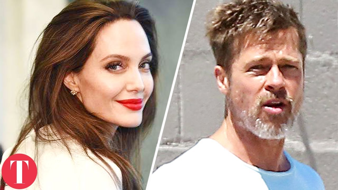 The UGLY Truth About Brad And Angelina's Split