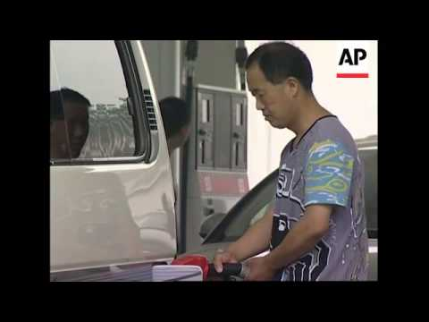 China raises fuel prices by as much as 18 percent