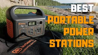 Best Portable Power Sтations in 2020 - Top 6 Portable Power Station Picks