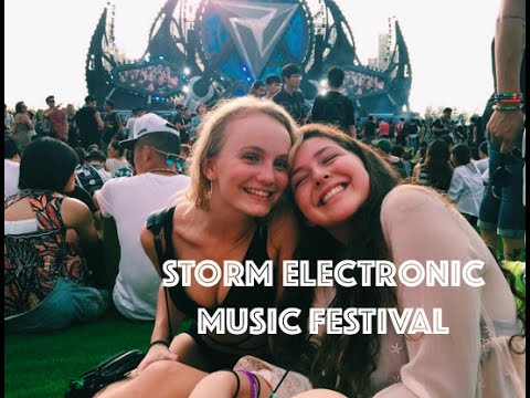 STORM Electronic Music Festival 2016 - Shanghai