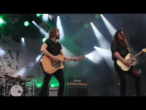 Great King Rat - Take Me Back. Sweden Rock Festival 2017