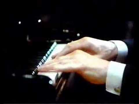 Michelangeli - Ravel Piano Concerto - [2] Adagio assai