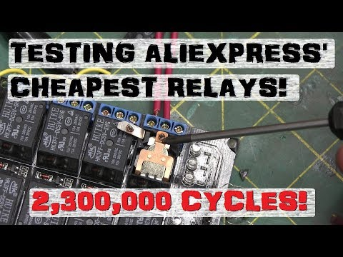 BOLTR: Aliexpress vs Omron   RELAYS EXPLAINED!