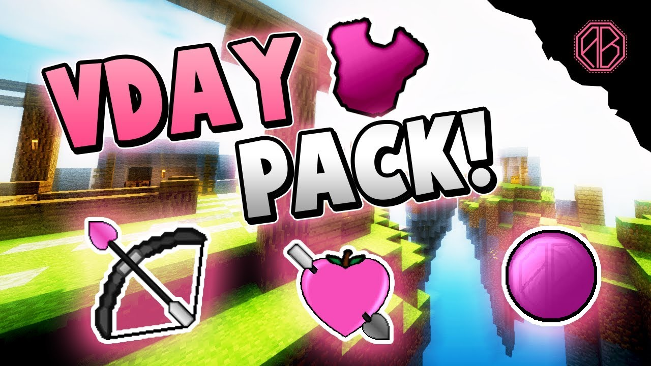 OFFICIAL VALENTINE'S DAY TEXTURE PACK + 1V1 w/CREATOR ... | 1280 x 720 jpeg 168kB