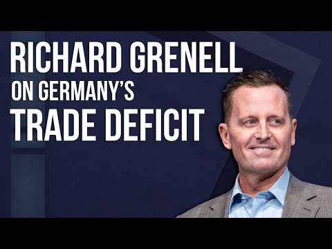 Richard Grenell to Newsmax TV: Germany's Not Pulling Its Weight in NATO