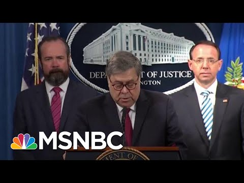 Rod Rosenstein's Robert Mueller Problem Exposed | The Beat With Ari Melber | MSNBC
