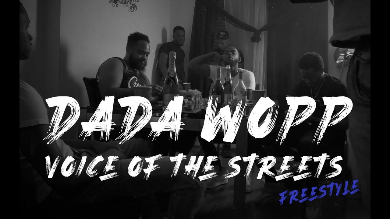 Dada Wopp - Voice of the Streets (Camden NJ Unsigned Artist New Freestyle)