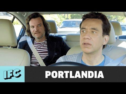 Talkative Driver: French Guy ft. Fred Armisen  Portlandia  IFC