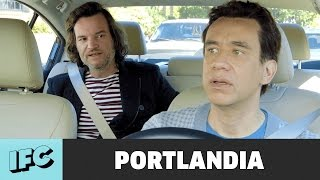 Talkative Driver: French Guy (ft. Fred Armisen) | Portlandia | IFC