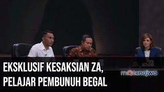 Hukum Pilah-Pilih: Eksklusif Kesaksian ZA, Pelajar Pembunuh Begal (Part 1) | Mata Najwa