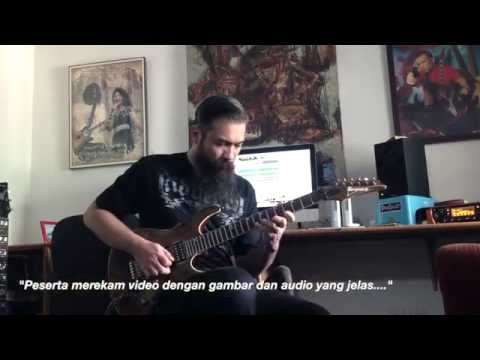 [OFFICIAL PROMO VIDEO] Flying With Ibanez Indonesian Guitar Challenge 2014
