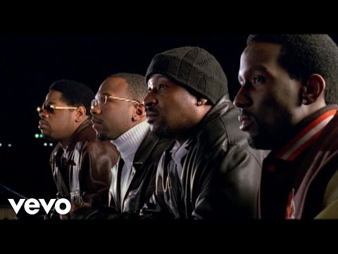 Boyz II Men - The Color Of Love (Video)