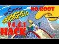 [v4.4.1] Los Simpsons Springfield Krustyland Hack | Rosquillas Infinitas + Eventos Pasados