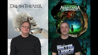 Dream Theater 'Distance Over Time' Album Review- Avantasia 'Moonglow' Album Review