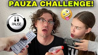 PAUZA CHALLENGE 3! NEVIDJENA OSVETA! *TATA POLUDEO*