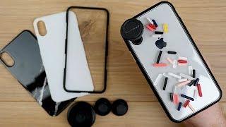 Bumper, Full Case & Camera Case IN EINEM! Rhinoshield Mod Hülle // iPhone X // DEUTSCH