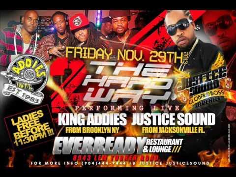 KING ADDIES VS JUSTICE SOUND.  NOV 29, 2013