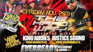 KING ADDIES VS JUSTICE SOUND.  NOV 29, 2013