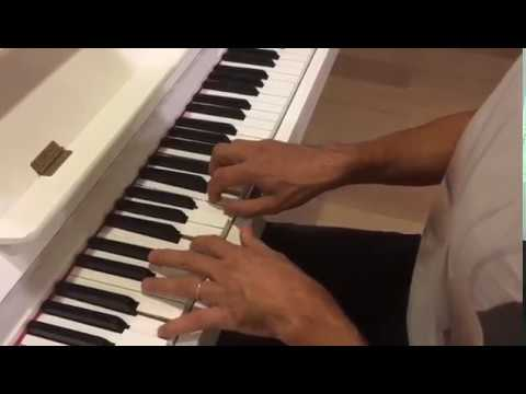 Indian Summer Yellow Jackets Piano Chords Youtube