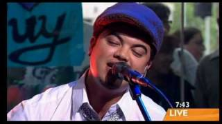 guy sebastian angels brought me here acoustic