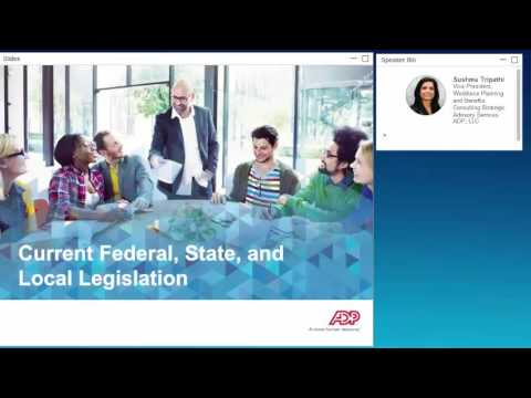 Workforce Management: Paid Sick Leave Implications to Large Employers (JULY 2016)