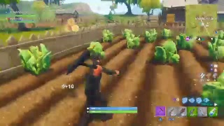 Playing fortnite with My brother ( sorry my microphone was not working )