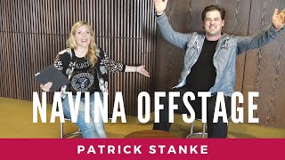 PATRICK STANKE bei NAVINA OFFSTAGE